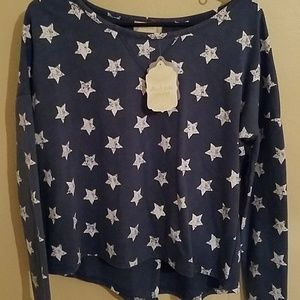 Altar'd State Star Sweater!